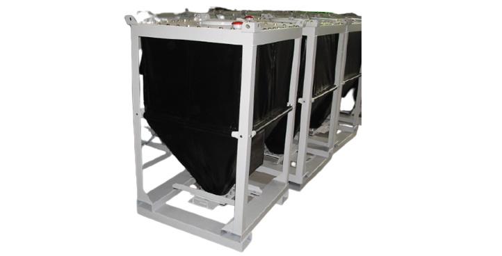 Proizvodnja kubičnih kontejnerjev